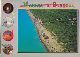 TOSCANA - MARINA DI BIBBONA - EDIZ. BONACCORSI - VIAGGIATA NON TIMBRATA - Italia