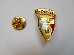 Beau Pin's  , Police Municipale , FNPM - Polizia