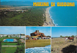 TOSCANA - MARINA DI BIBBONA - EDIZ. BONACCORSI - VIAGGIATA 2001 - Italia