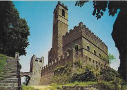 TOSCANA - POPPI(AR)- CASTELLO CONTI GUIDI - EDIZ. PLURIGRAF - VIAGGIATA 1989 - Italia
