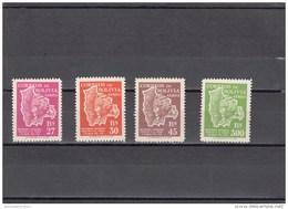 Bolivia Nº A155 Al A158 - Bolivia