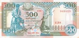 SOMALIE   500 Shilin = 500 Shillings   1996   P. 36c   UNC - Somalie