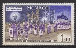 MONACO 1973 - N° 945 - NEUF** - Monaco
