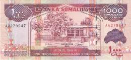 SOMALILAND   1000 Shillings   2011   P. 20   UNC - Somalie