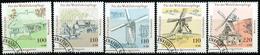 BRD - Mi 1948 / 1952 -  OO Gestempelt (A) - Wasser- Und Windmühlen, Wohlfahrt 98 - BRD