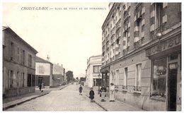 94 - CHOISY Le ROI -- Rue De Vitry Et De Demanieux - Choisy Le Roi