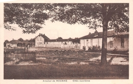 42 - Roanne - Arsenal De Roanne - Cité Ouvrières - Roanne