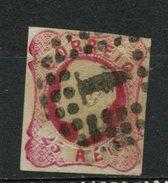 Portugal 1862 25r King Luiz Issue #14 - 1862-1884 : D.Luiz I