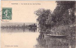 Nantua Les Bords Du Lac Vers La Cluse - Nantua