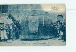 BEZIERS : Le Chameau De Béziers. Lou Camel. TBE. 2 Scans. Edition Séquier - Beziers