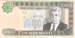 TURKMENISTAN   10,000 Manat   2003   P. 15   UNC - Turkmenistan