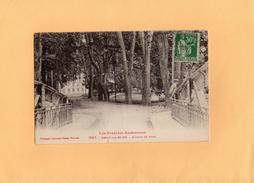 F2101  - USSAT Les BAINS - D09 - Avenue Du Pont - Autres Communes