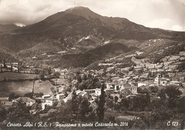 14/FG/17 - REGGIO EMILIA - CERRETO ALPI: Panorama E Monte Casarola - Reggio Emilia