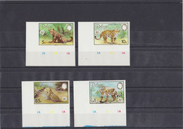 BELIZE 1983 WWF Imperforated MNH With Jaguar.BARGAIN!! - W.W.F.