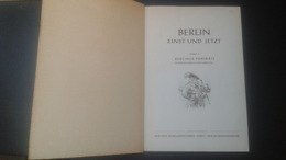Berlin - Einst Und Jetzt ( Band 4 : Berliner Portrats ) - Book With Self-adhesive Pictures - Complete - Livres, BD, Revues