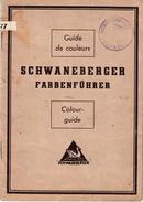 Schwanenberger  - Guide Des Couleurs - Manuali