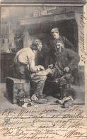 Agen (47) - Musée - Le Rebouteux Par Carteron - Agen