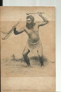 AUSTRALIE - ARBORIGINAL  With Fighting Weapons - (PRECURSEUR) - Aborigènes