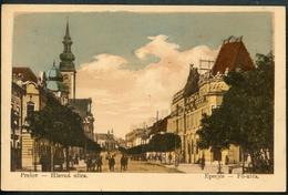 Presov, Hlavna Ulica, Eperjes, Fö-utca, - Slovaquie