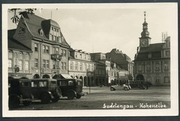 Hohenelbe, 1941, Zentrum, Sudetengaus, Oldtimer, Vrchlabi, Trutnov, - Repubblica Ceca