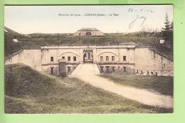 CORBAS - Le FORT Colorisé - Peu Courant - BE - Ed. Pilon Dulac - 2 Scans - France