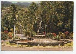 Ile De La Réunion : Saint Leu (le Rond Point) N°495 Sculpture - Autres