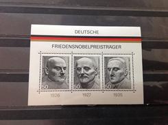 Duitsland / Germany - Postfris / MNH - Sheet Nobelprijswinnaars 1975 - [7] West-Duitsland