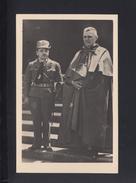 Österreich AK Dolfuss  Mit Bischoff - Personnages Historiques