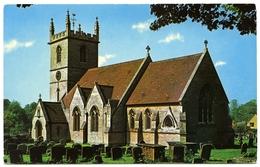 BLADON : THE PARISH CHURCH - England