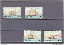 Jamaica Nº 387 Al 390 - Jamaica (1962-...)