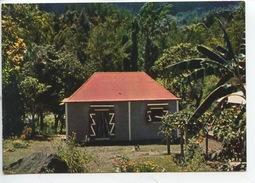Ile De La Réunion : Une Case Créole (n°7840 Cp Vierge) - Saint Pierre