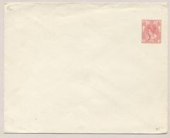 Nederland - 1909 - 5 Cent Bontkraag, Envelop G16a Ongebruikt - Klein Gebrek - Postal Stationery