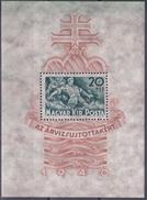HUNGRIA 1940 HB-7 NUEVA - Hojas Bloque