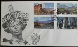 RSA South Africa / Suid Afrika FDC 3.11 - Durban 13.11.1978 - FDC