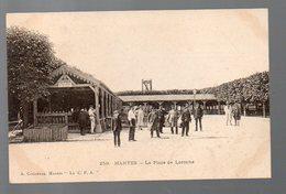 Mantes 78 La Place De Lorraine (PPP4577) - Mantes La Jolie