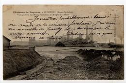 Environs De BAYONNE - LE BOUCAU - Hauts Fourneaux Des Forges De L'Adour - Achat Immédiat - Boucau