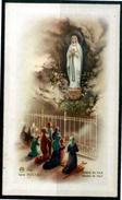SANTINO - Maria Immacolata - Santino Antico, Come Da Scansione. - Imágenes Religiosas