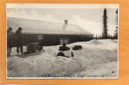Goose Bay Labrador 1950 Postcard - Newfoundland And Labrador