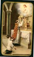 SANTINO - P. Felice Del S.Cuore - Santino Antico, Come Da Scansione. - Images Religieuses