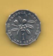 OFERTA - JAMAICA - 1 Cent 1987  KM65 - Jamaica