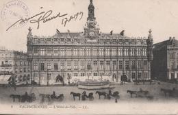VALENCIENNES L HOTEL DE VILLE - Valenciennes