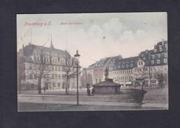 AK Naumburg A. Saale - Markt Mit Rathaus ( N° 777) - Naumburg (Saale)