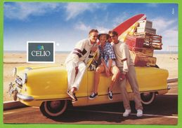 Nash Metropolitan 1954 - Voitures De Tourisme