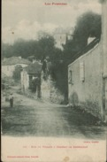 Barbazan - Rue Du Village Et Château De Barbazan - Autres Communes