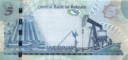 BAHRAIN P. 27 5 D 2016 UNC - Bahreïn
