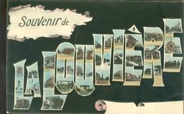 La Louvière  :  Souvenir - La Louvière