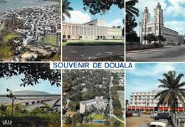 SOUVENIR De DOUALA -Cameroun- Multi Vues *PRIX FIXE - Camerun