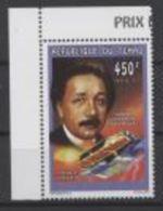 Tchad 1998 Nobel  Space Espace Albert EINSTEIN