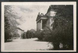 Austria 1913 Graz Opera House Architecture View Picture Post Card To France #156 - Austria