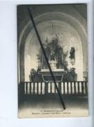 CPA  -  Mesquer  -  Merquel - Chapelle Saint Mars - Interieur - Mesquer Quimiac